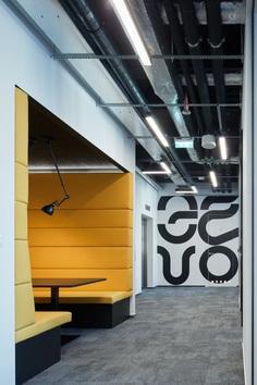HubHub Co-working Space, Studio Perspektiv 11