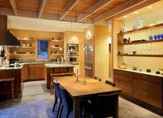 WANKEN - The Blog of Shelby White » North Bend House + Johnston Architects #house #modern #architects #kitchen #architecture #johnston