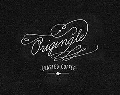 Originale #coffee #typo