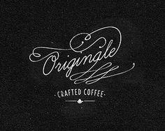 Originale #coffee #typo