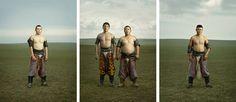 Bökh: Wrestlers of Inner Mongolia by Ken Hermann & Gem Fletcher