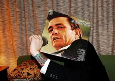 Johnny Cash At Folsom Prison | Flickr - Photo Sharing! #sleeveface