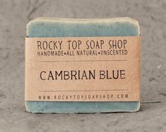 Soap, packaging design