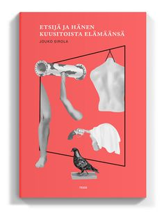 Etsijä ja hänen kuusitoista elämäänsä : Martin Martonen #cover #book