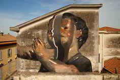 #doll #mural #streetart #broken