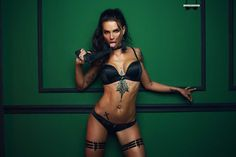 Vibrant Fashion Photography by Anton Sofiychenko