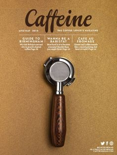 Caffeine (London, UK) #cover #magazine