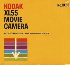 Vintage Kodak packaging