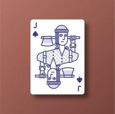 Jack of Spades or, the Lumberjack by David França