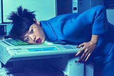 Fashion Photography by Jem Mitchell