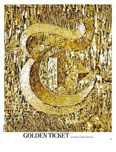 XXX #times #system #golden #confetti #york #new