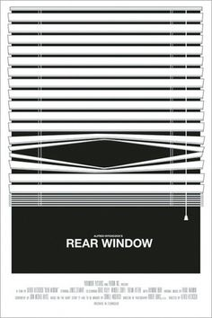 Your favorite photos and videos | Flickr #rear #blinds #design #illustration #hitchcock #window