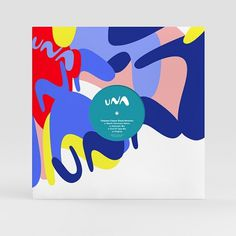 C A T K – UNA #album #artwork #una #music #rounded #colour