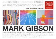 Bede's World #invite #artist #events #museum #flyer #design #graphic #world #exhibition #lectures #bedes #promotion #leaflet