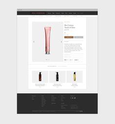 Paul Edmonds / Matthew Hancock #design #graphic #website #hair #digital #fashion #layout #web #style #typography