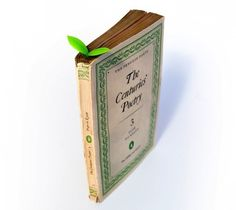 CJWHO ™ (Sprout Bookmark) #design #books #bookmark #art #sprout