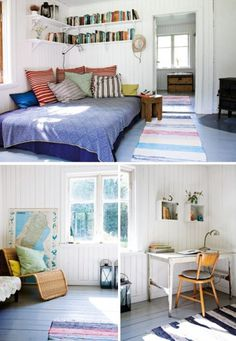 a lovely cottage in småland, sweden | the style files #interior #relaxed #design #comfortable