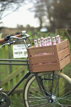 Beg Bicycles | vintage & classic dutch bikes and accessories. #crate #bottles #bicycle