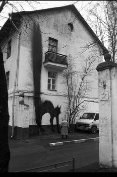 By 0331C #horror #street art