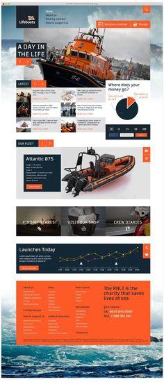 Lifeboats #web