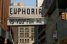 Vernacular Typography › LOVE LETTER TO BROOKLYN