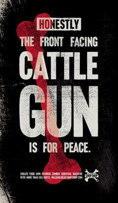 The Walking Dead Pre-Roll Posters