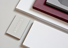 Andfold Studio : Graphic Design Leicester : Andfold Identity #andfold