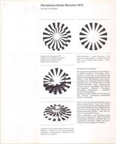 All sizes   Logo Munich 1972   Flickr - Photo Sharing! #otl #1972 #aicher #olympics #munich