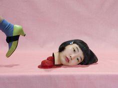 New Surreal Self Portraits by Izumi Miyazaki