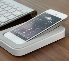 Saidoka iPhone Dock #iphone #dock #gadget