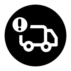 See more icon inspiration related to delivery, cargo truck, truck, shipping and delivery, delivery truck, transportation, automobile, vehicle and transport on Flaticon.