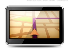 Gps navigation (psd) Free Psd. See more inspiration related to Icons, Psd, Gps, Gadget, Navigation, Blank and Horizontal on Freepik.