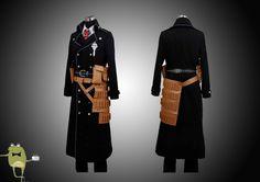Blue Exorcist Ao no Exorcist Yukio Okumura Cosplay Costume #yukio #costume #okumura #cosplay