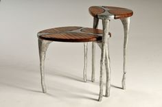 Undercut, handmade furniture - Uriel Schwartz - www.homeworlddesign.com (19) #furnituredesign #home