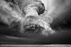 """Preview: Mitch Dobrowner's """"Storms"""" at Kopeikin Gallery 