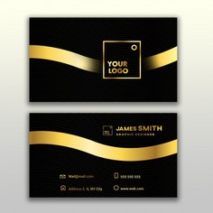 Elegant black and golden business card mockup Premium Psd. See more inspiration related to Logo, Business card, Mockup, Business, Abstract, Card, Template, Office, Visiting card, Black, Presentation, Stationery, Elegant, Golden, Corporate, Mock up, Company, Abstract logo, Modern, Corporate identity, Branding, Visit card, Identity, Brand, Identity card, Presentation template, Business logo, Company logo, Logo template, Up, Wavy, Modern logo, Brand identity, Visit, Showcase, Showroom, Mock and Visiting on Freepik.