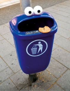 malizia #monster #cookie #art #street