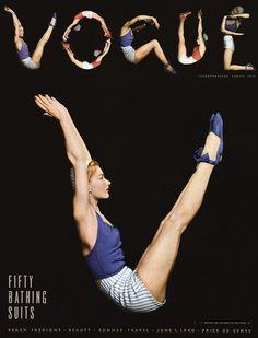 Vogue June 1 1940