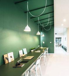Green 26 de Anonym | Oficinas