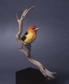 Chicagoland Wood Sculptor Bob Guge