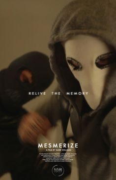 action poster for MESMERIZE the movie