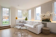 downtown residential space