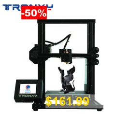 TRONXY #XY-2 #the #Professional #3D #House #Printer #Building #for #Kids #Toy #Printing #3D