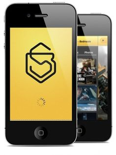 ShortBeam App on the Behance Network