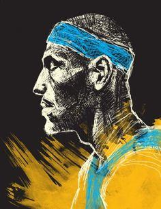 REED MY MIND. #illustrator #lebron #basketball