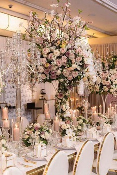 Dusty rose is becoming the wedding trend in 2019. This muted and sophisticated pink tone is a perfect color for weddings throughout all seasons. There are so many ways to incorporate this color trend into your wedding.