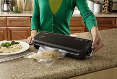 FoodSaver FM2000-000 Vacuum Sealing System #tech #flow #gadget #gift #ideas #cool