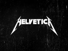 Helvetica #logo #helvetica #white #black