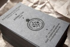 Along Long Time Business Cards