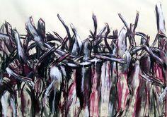Pintura Armando Valbuena Vega #vegagouriyu #armando #paint #wayuu #vega #painting #valbuena